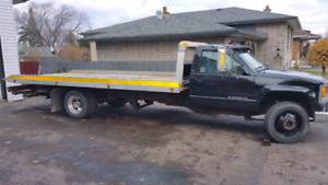 1995 chevy 3500 HD TILT & LOAD WITH STINGER