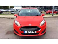 2013 Ford Fiesta 1.25 82 Style 3dr Manual Petrol Hatchback