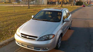 2007 Chevrolet Optra new tires/battery A/C sunroof