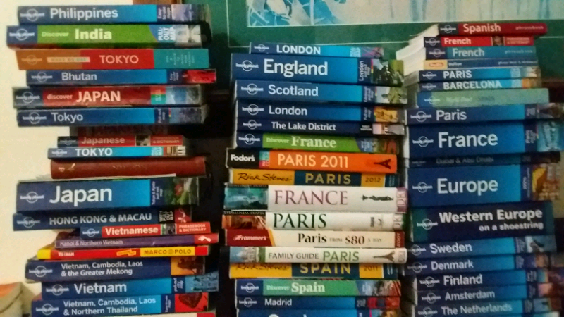 Holiday guide books- requires postage | Travel Guides | Gumtree