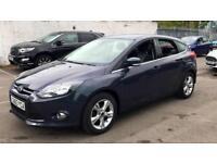 2013 Ford Focus 1.6 125 Zetec Powershift Automatic Petrol Hatchback