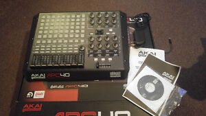 Akai APC40  - Like new in box with software