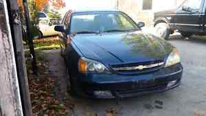 2004 Chevy Epica !!!LOW KM!!!