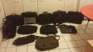 //Many Laptop Carrying Bags//