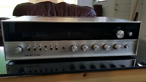 Concord CR 260 AM FM Receiver. Made in Japan