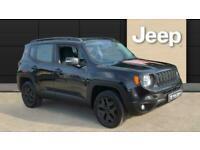 2018 Jeep Renegade 2.0 Multijet Tough Mudder 5dr 4WD Auto Diesel Hatchback Hatch