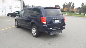Wheelchair Van 2015 Dodge Grand Caravan Sidewinder