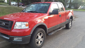 Mechanic special 2005 Ford F-150 Side step Pickup Truck