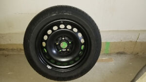Brand new 2006 Passat and up spare tire