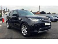 2016 Land Rover Discovery 2.0 SD4 HSE 5dr Automatic Diesel 4x4