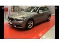 2016 BMW 1 Series 1.5L 118I SE 5d AUTO 134 BHP Hatchback Petrol Automatic