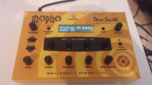 Dave Smith Mopho Analog synth *Like New