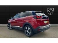 2017 Peugeot 3008 1.2 PureTech GT Line 5dr Petrol Estate Estate Petrol Manual