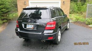 2010 Mercedes-Benz GLK-Class Sport Package SUV, Crossover