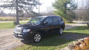 2013 Jeep Compass Latitude SUV, Crossover