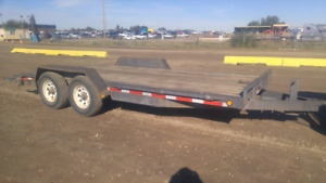 2007 PJ TRAILER FOR SALE