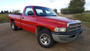 1997 Dodge Ram 1500 only 100km!!