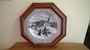 Keirstead plates - My Turn/Tug of War/New Skates/Tobogganing Belleville Belleville Area image 4
