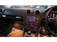 2008 AUDI A3 2.0 TDI SPORT Sat Nav Full Leather Bluetooth Voice Com