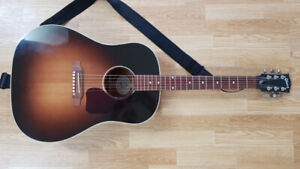 2012 Gibson J45 Acoustic Guitar