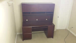 Used computer desk by sauder