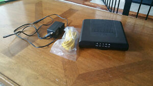 Thomson DCM476 Cable Modem - Used with Teksavvy Docsis 3.0