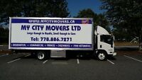 LOCAL & LONG DISTANCE MOVING SERVICES