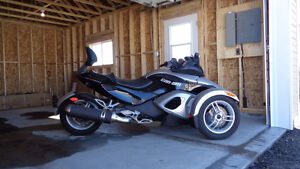 Can-Am spyder RS 2009