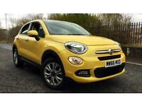 2016 Fiat 500X 1.6 E-torQ Pop Star 5dr Manual Petrol Hatchback