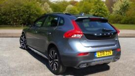 2018 Volvo V40 D3 Cross Country Pro Auto with Automatic Diesel Hatchback