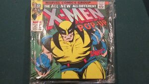 X-MEN all new all different Pop-Up book mint