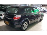 2004 VAUXHALL ASTRA SRI CDTI Black Manual Diesel