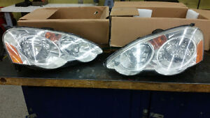2002/2003 Aura RSX Head Lights