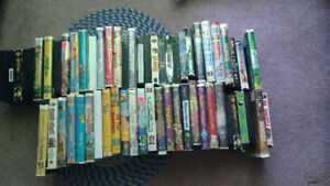 Perfect for child's room VCR and VHS