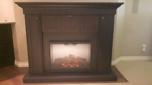 * High end fireplace - great deal