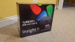 BRAND NEW Inisight is870 Home Theatre Projector