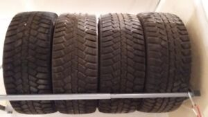 Top rated winter tires