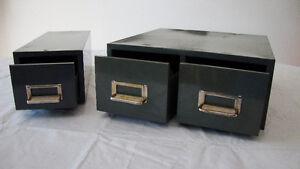 Fichier en metal