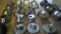 Assorted Lot of deadbolts- Used