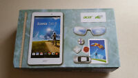 Acer Iconia 8 inch Android tablet model Tab 8 A1-840 with 16 gig