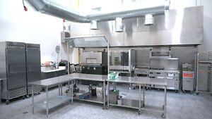 Commercial Kitchen & Mixology Centre For RENT!