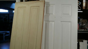 3 interior colonial doors vgc. Cheap