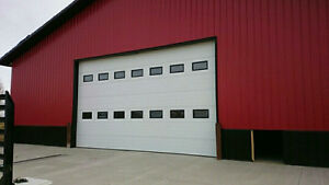 Garage Door Installations & Repairs