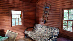 Charming Off Grid Log Cabin Sarnia Sarnia Area image 4