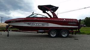 2008 Malibu V drive wake boat