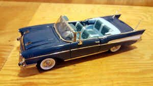 Model Car: Danbury Mint 1957 Chevrolet Bel Air