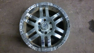 "18"" USED ALLOY RIMS FORD F-150,  6 bolts $380 set + lug nuts"