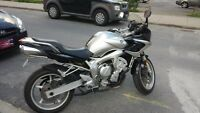 Yamaha FZ6 2004 - 32,000 km - excellent condition