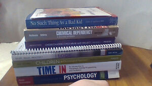 FIRST YEAR CHILD AND YOUTH WORKER TEXTBOOKS