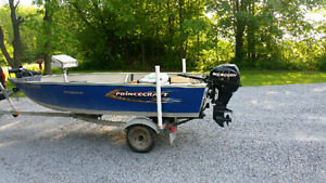 Princecraft Fishing Package